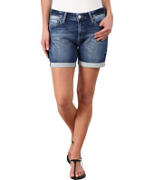 Mavi Jeans - Pixie Mid Rise Boyfriend Shorts in Mid Sporty