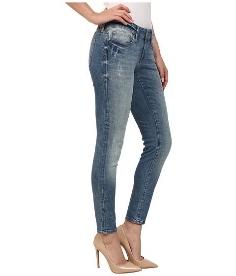 mavi jeans serena ankle low rise super skinny ankle in. Black Bedroom Furniture Sets. Home Design Ideas