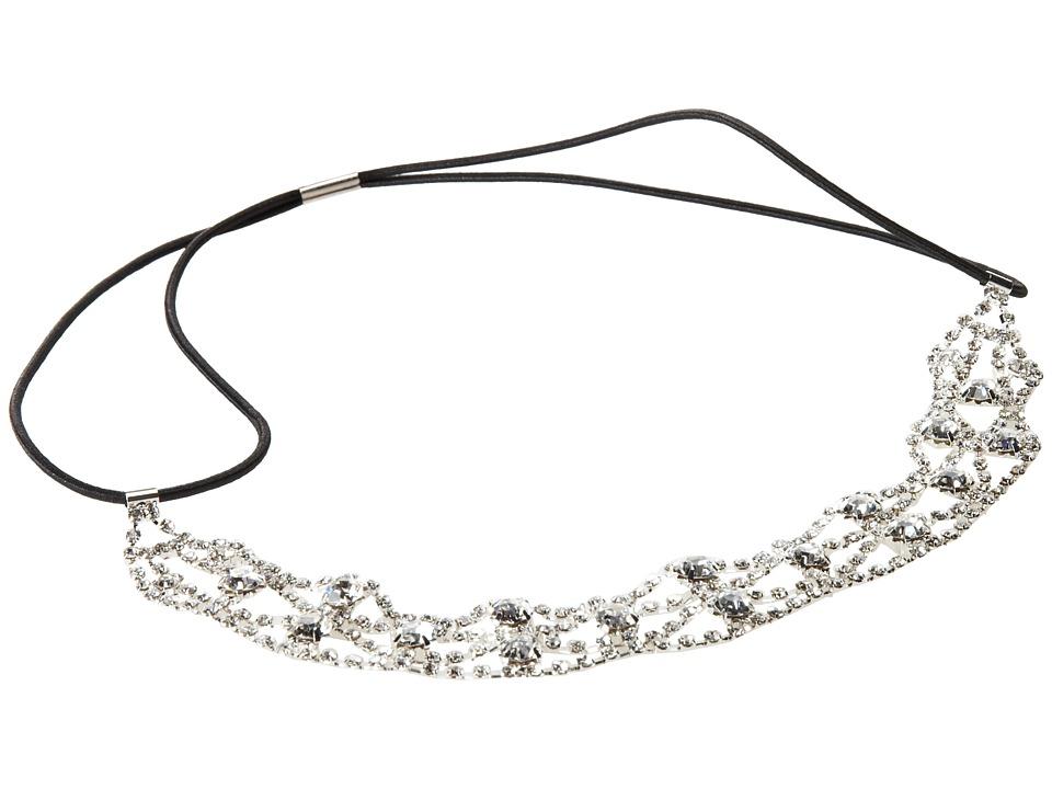 Nina - Romy (Silver/Crystal) Hair Accessories