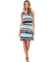 kensie - Paint Streaks Dress KS5K7561