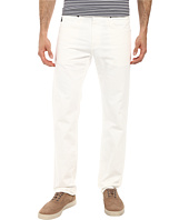 AG Adriano Goldschmied - Matchbox Slim Straight Leg White Denim in Keel