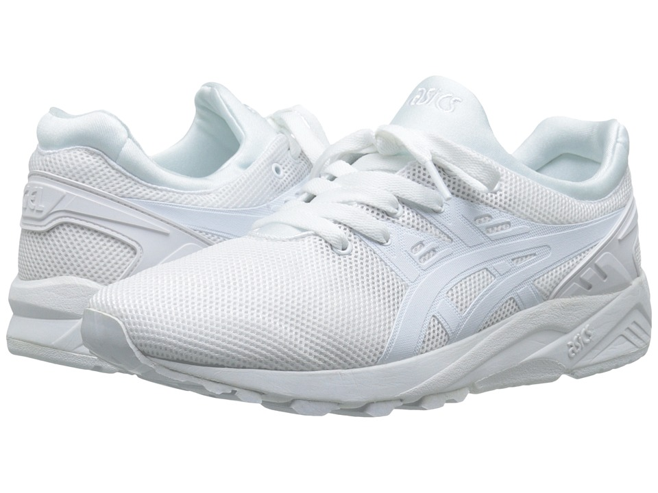 ASICS Tiger Gel Kayano Trainer EVO White/White Mens Shoes