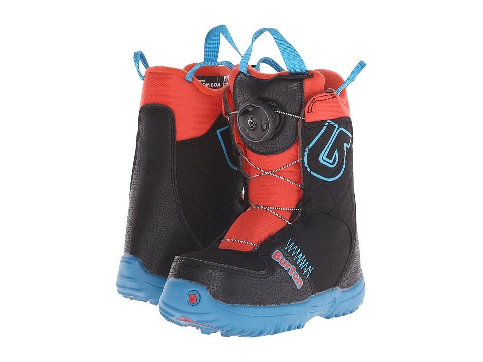 Burton - Grom Boa(r) '16 (Little Kid) (Webslinger Blue) Cold Weather Boots