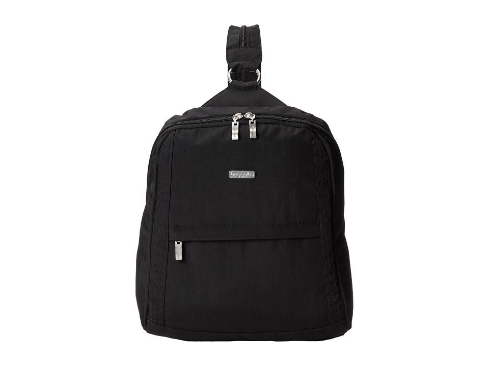 Baggallini Excursion Sling (Black Sand) Sling Handbags