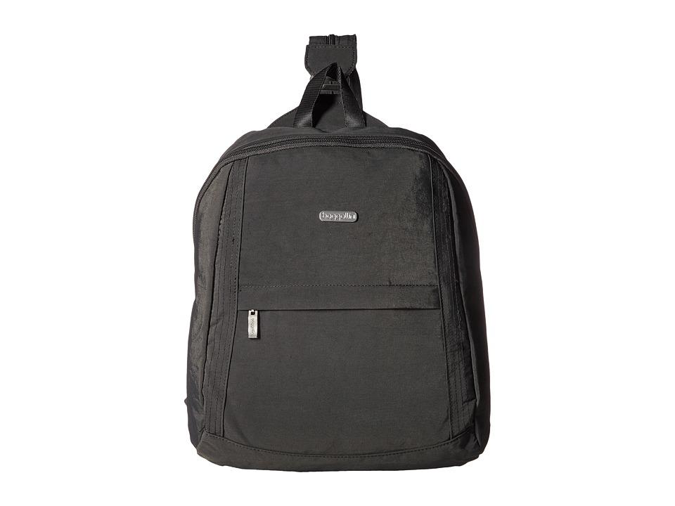 Baggallini Excursion Sling (Charcoal) Sling Handbags