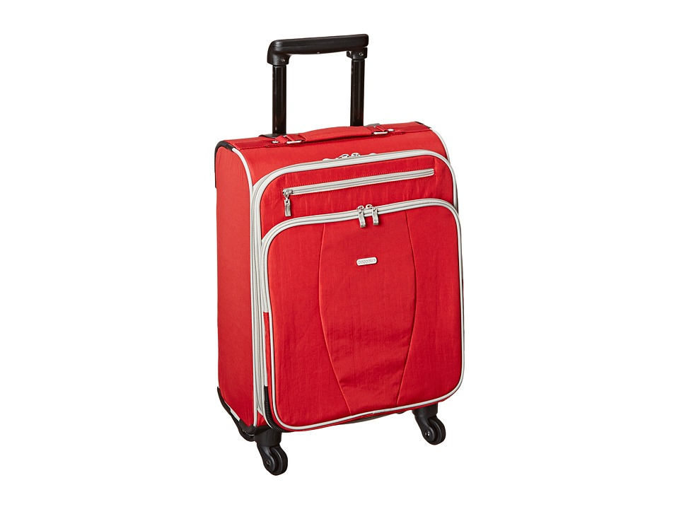 Baggallini Getaway Roller Apple Pullman Luggage