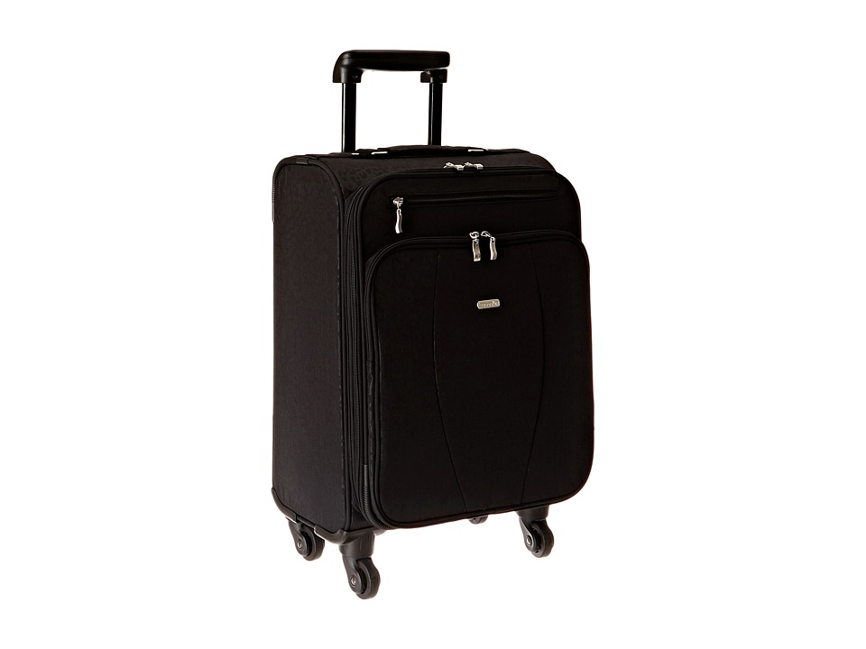 Baggallini Getaway Roller Cheetah Black Pullman Luggage