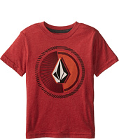 Volcom Kids - Overload Short Sleeve Tee (Toddler/Little Kids)