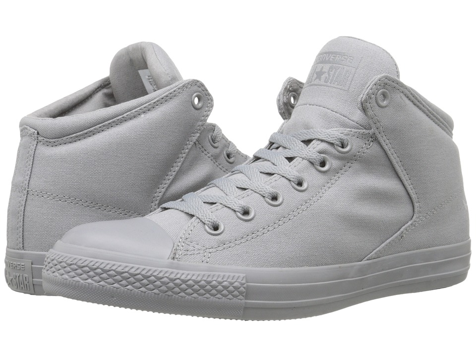 Converse Chuck Taylor All Star High Street Mono Canvas Hi Dolphin/Dolphin/Dolphin Lace up casual Shoes