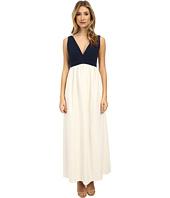 JILL JILL STUART - Everly Double V-Neck Dress