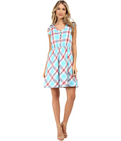 kensie - Rayon Plaid Dress KS5K7451