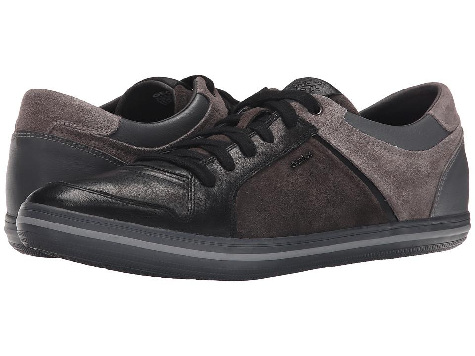 Geox - U Box 16 (Black/Grey) Men