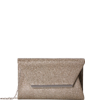 Jessica McClintock - Metallic Lurex Envelope Clutch