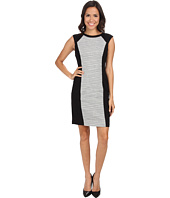 NYDJ - Willa Ponte/Knit Jacquard Dress