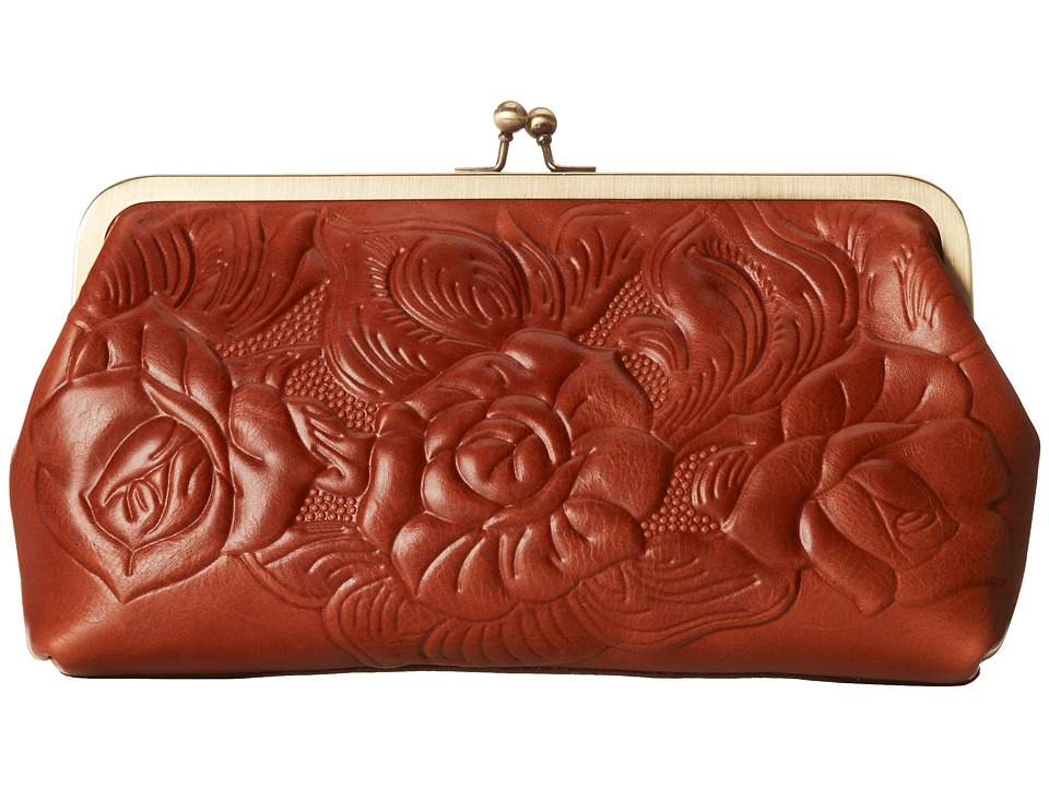 Patricia Nash - Potenaz Frame Clutch (Florence) Clutch Handbags