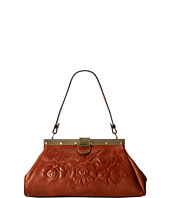 Patricia Nash - Tooled Rose Ferrra Satchel