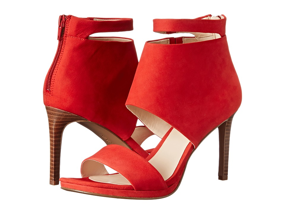 Nine West - Magicmomnt (Red Nubuck) High Heels