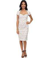 JILL JILL STUART - Nora Fitted Lace Dress