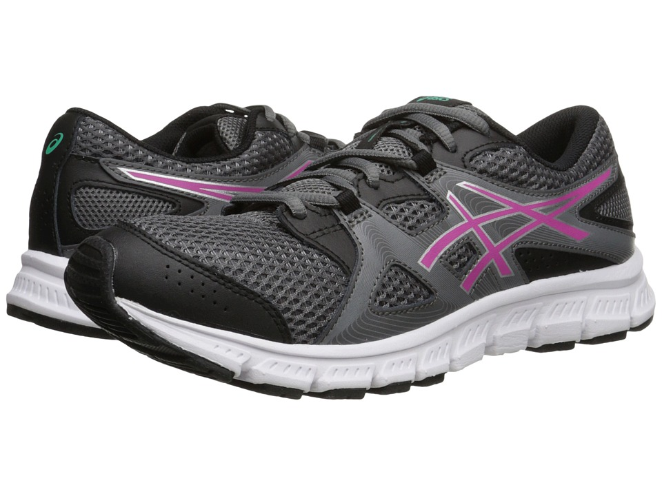 ASICS - GEL-Unifire TR 2 (Charcoal/Pink/Black) Womens Cross Training Shoes