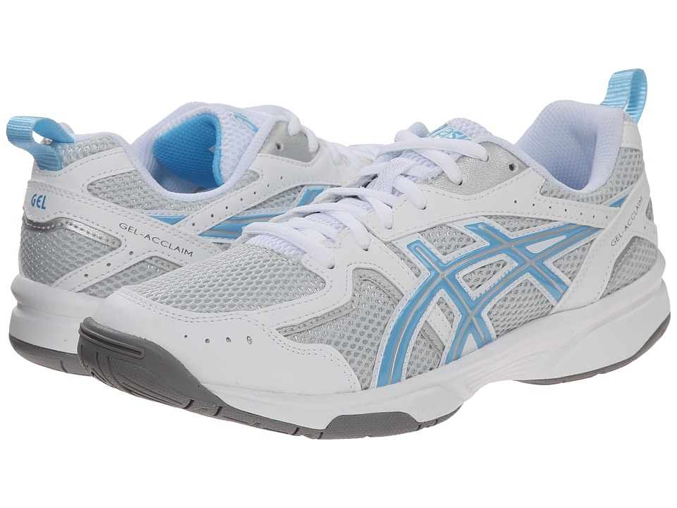 ASICS GEL-Acclaim (Silver/Blue Grotto/Frost Grey) Women