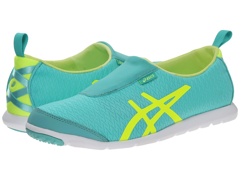ASICS - Metrolyte 2 Slip-On (Ice Green/Flash Yellow/White) Women