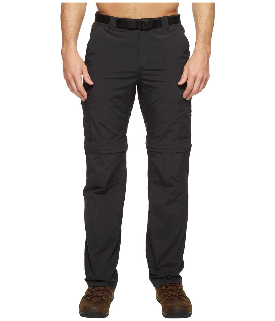 Columbia - Silver Ridgetm Convertible Pant (Black) Mens Clothing