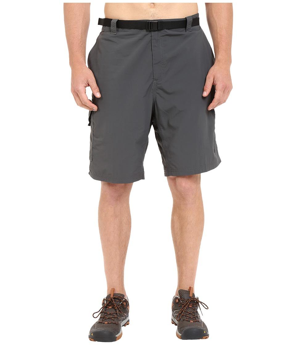 Columbia Big Tall Silver Ridge Cargo Short (42-54) (Grill) Men