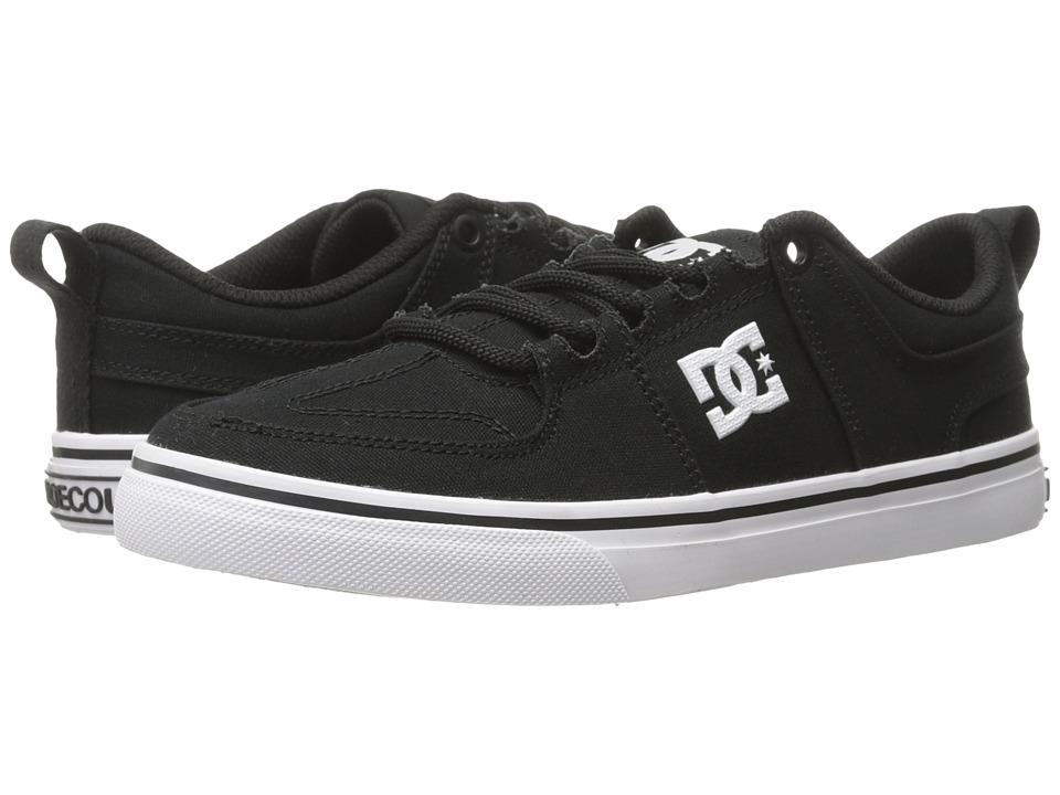 DC Lynx Vulc TX (Black) Skate Shoes