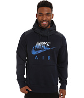 Nike - AW77 Fleece Hoodie Fabric Mix