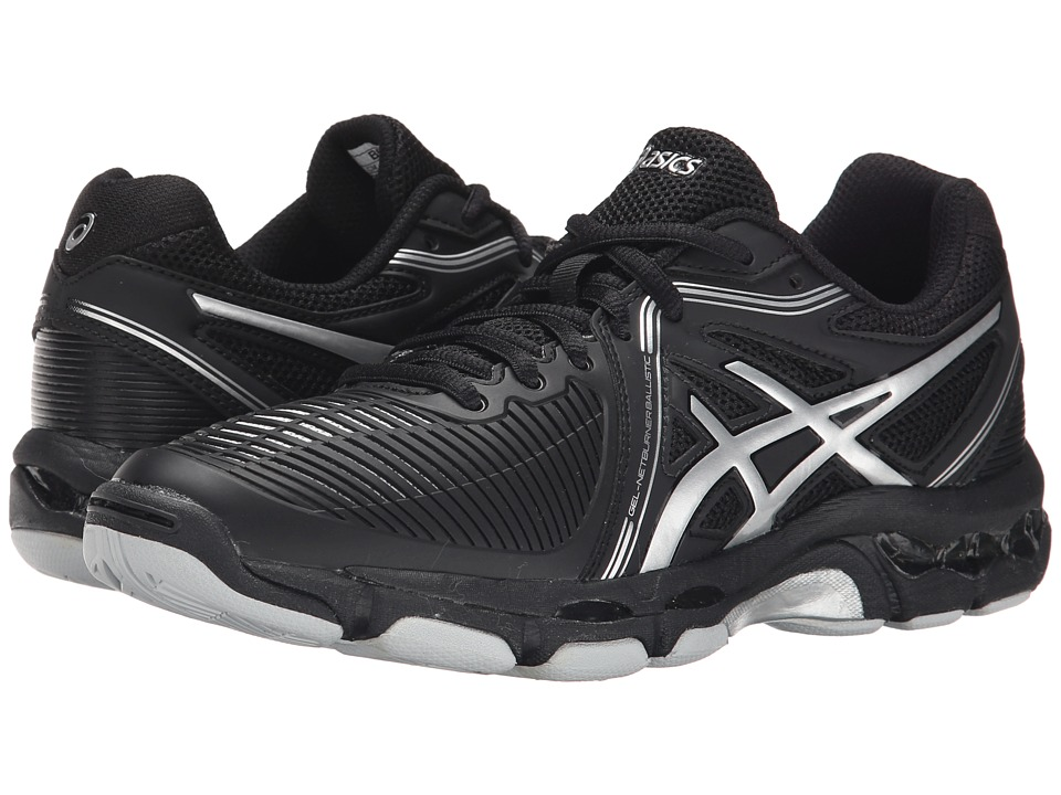 Asics Womens Volleyball Shoes Black directoryoffinance.co.uk