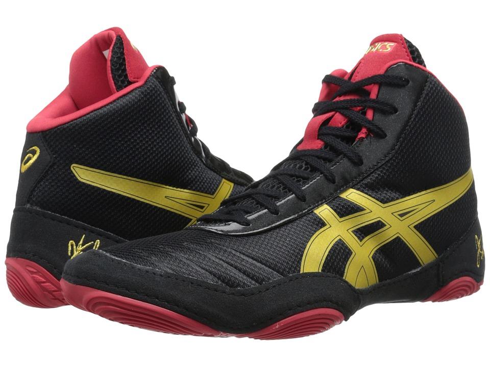 ASICS - JB Elite V2.0 (Black/Oly Gold/Red) Men