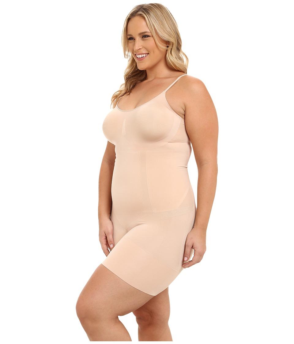 Spanx Plus Size Oncore Shapesuit (Soft Nude) Women