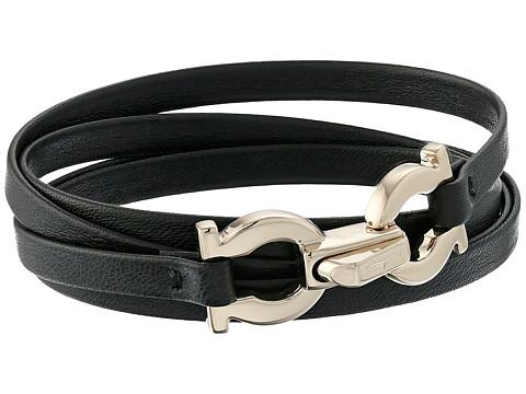 Salvatore Ferragamo 344763 Gancini Bracelet