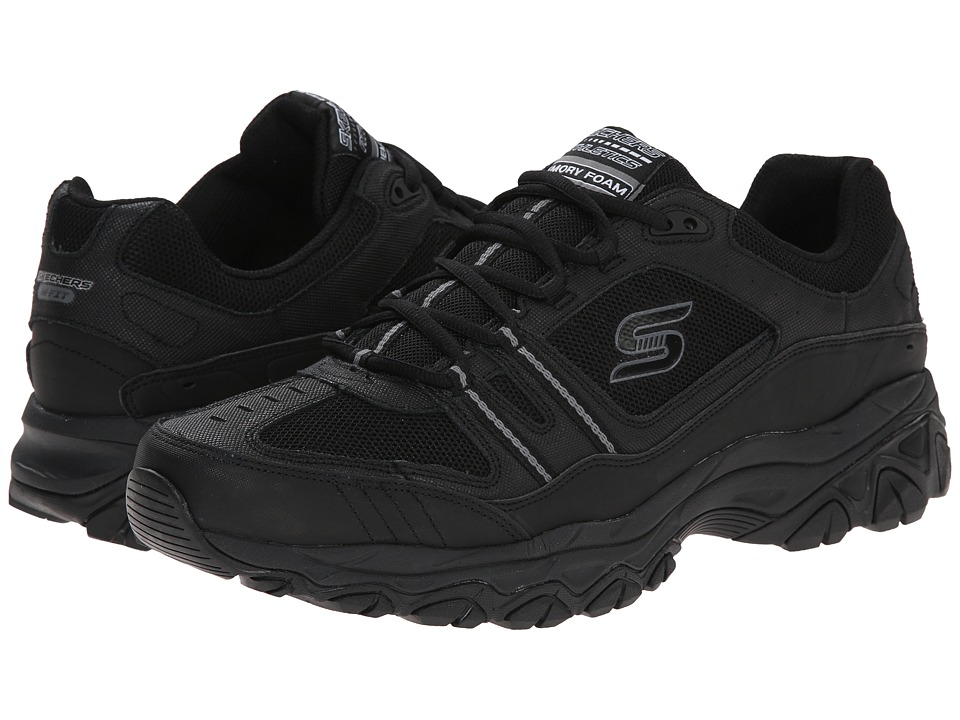 SKECHERS Afterburn M. Fit Strike Off (Black) Men