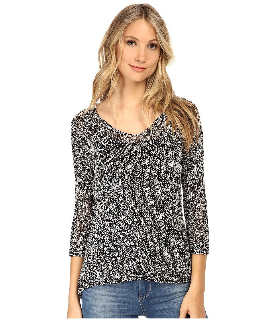 Tart - Posey Sweater (Black/White) Women