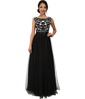 Aidan Mattox - Embroid Ball Gown