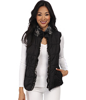 Dylan by True Grit - Revesable Silky Puffer Vest