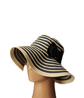 San Diego Hat Company - RBM5556 Washed Paper Braid and Ribbon Sunbrim Hat