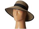 San Diego Hat Company UBM4446 Ultrabraid Sunbrim w/ Back Bow Detail