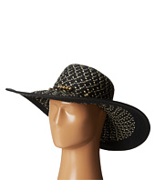 San Diego Hat Company - PBL3038 Sunbrim w/ Contrast Edge and Gold Bead Trim
