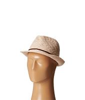 San Diego Hat Company - KNH8006 Knit Fedora w/ Suede Braided Band