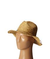 San Diego Hat Company - PBF6172 Panama Fedora w/ Turquoise Beads