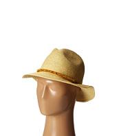 San Diego Hat Company - UBF1010 Panama Fedora w/ Gold Chain Band