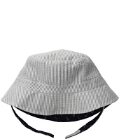 San Diego Hat Company Kids - CTK3460 Reversible Bucket Hat w/ Chin Strap (Little Kids)