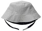 San Diego Hat Company Kids CTK3460 Reversible Bucket Hat w/ Chin Strap