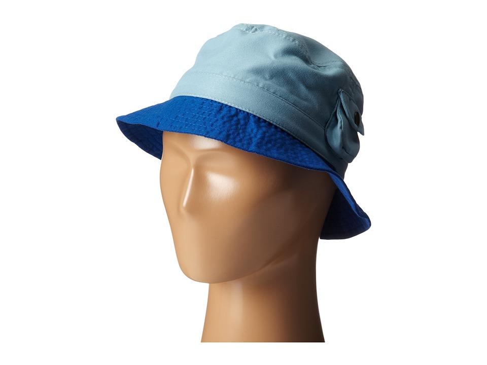 San Diego Hat Company Kids - CTK3426 Toddler Color Blocked Bucket Hat