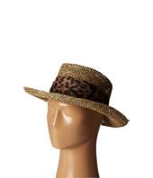 San Diego Hat Company - SGM504 Seagrass Gambler w/ Poly Chiffon Band