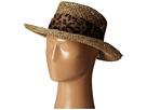 San Diego Hat Company SGM504 Seagrass Gambler w/ Poly Chiffon Band