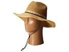 San Diego Hat Company PBL3044 Sunbrim w/ Jacquard Band and Chin Cord
