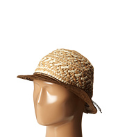 San Diego Hat Company - PBF6168 Woven Paper Panama w/ Contrast Brim